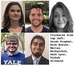 Sarah Prophet, Nick Huston, Marisa Michalchik, Seth Lyon, Vishok Srikanth