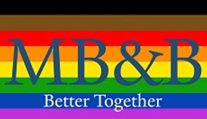 Illustration of MBB Pride Month, Better Together by Jake Thrasher