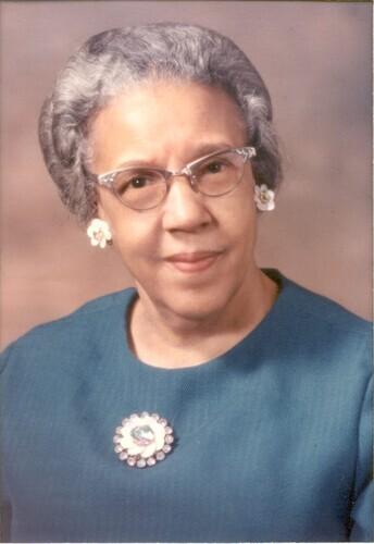 Ruth Ella Moore