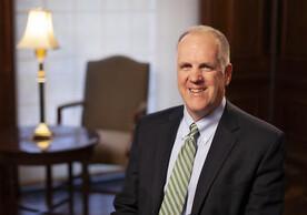 Image of Scott Strobel Appointed University Provost