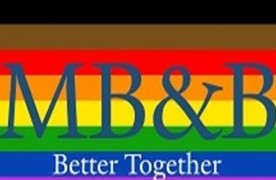 Illustration of MBB Pride Month, Better Together by Jake Thrasher